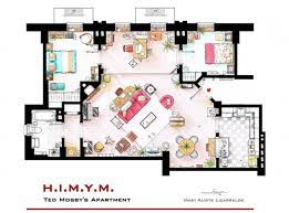 detailed floor plans detailed floor plans reveal apartment layouts of fictional new
