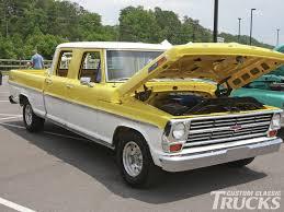Old Ford Truck Models List - ford f 100 supernationals u0026 all fords show rod network