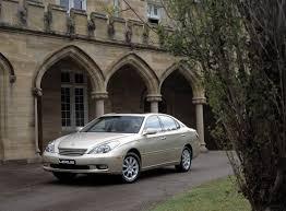 lexus sedan 2001 buyer u0027s guide lexus xv30 es 2001 05