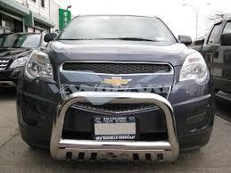 chevy terrain bull bar 3 u2033 w skid plate s s auto beauty vanguard