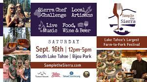 sample the sierra food u0026 wine festival 2017 tahoe south
