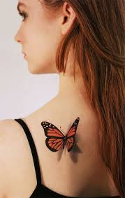 25 inspiring 3d butterfly tattoos designs free premium templates