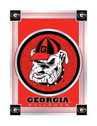 georgia bulldog home decor georgia bulldogs home office com
