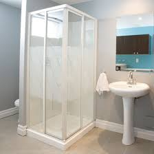 install a prefabricated shower stalls 1 rona