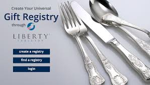bridal registry bridal registry liberty tabletop