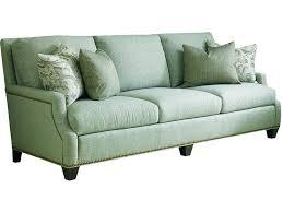 sherrill living room three cushion sofa loose seat cushion semi