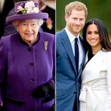 prince harry queen elizabeth gives consent for prince harry meghan markle to wed