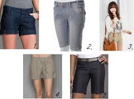 how to wear shorts when you have short and stumpy legs