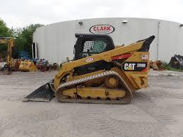 2015 cat 299d skid steer heavy equipment rental clark