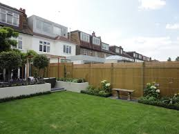 london garden fencing harrington porter landscape gardeners