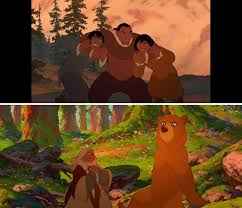 animated era disney u0027s brother bear tor
