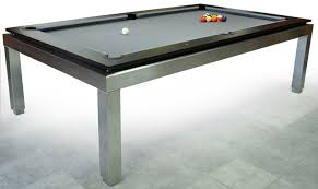 Dining Table  Pool Table Dining Table Combo  Pool Table - Pool table disguised dining room table
