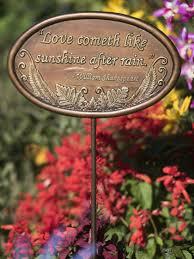 Personalized Garden Decor Garden Plaques For Sale Home Outdoor Decoration