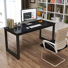 Office Desk Workstation Tribesigns Computer Desk 55 Large Office Desk Computer Table