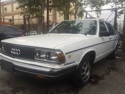 1980 audi 5000 for sale 1980 audi 5000s german cars for sale