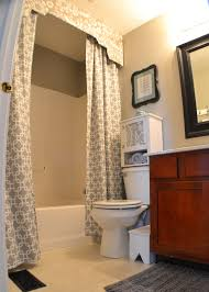 bathroom valance ideas bathroom valances and shower curtains home bathroom design plan