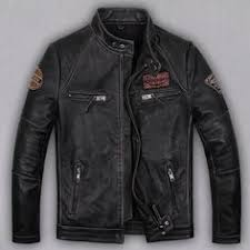leather motorcycle jackets for sale outdoor fleece multi pocket leather jacket motorcycle mens coats