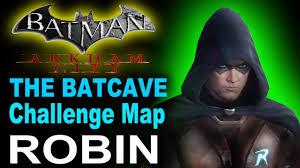 arkham city robin halloween costume batman arkham city the batcave challenge map dlc robin xbox360