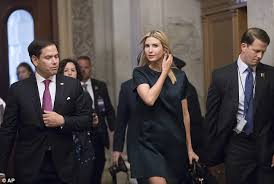 ivanka trump to rally support for paid family leave daily mail online