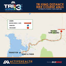 United Route Map 2016 Tri United 3 Route Maps Activehealth