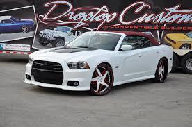dodge charger convertible drop top customs convertible dodge charger and chrysler 300 car
