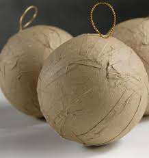 12 3 inch paper mache balls paper mache diy and