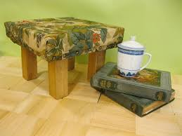 hand made foot stool 20 steps with pictures
