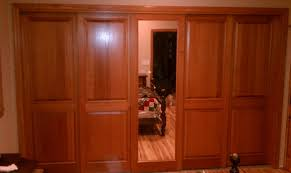 Closet Panel Doors Panel Mirror Sliding Doors
