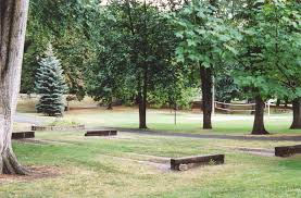 Horseshoe Bench Horseshoe Courts In Moscow Idaho