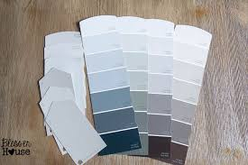 8 steps to choosing the perfect paint color bless u0027er house
