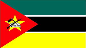 Green Black Red Flag Mozambique Flag And Anthem Youtube