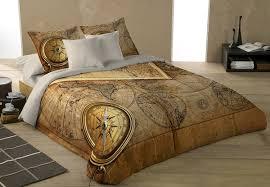 amazon com old world navigation duvet cover bed linen set home