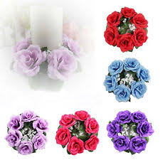 purple wedding centerpieces ebay