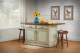 amish furniture kitchen island amish made kitchen island with closed storage