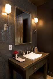 Bathroom Vanities Sacramento Sacramento Half Bath Designs Powder Room Farmhouse With Hanging