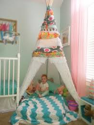 Crib Mattress For Toddler Bed Diy Teepee Turned Toddler Bed Oh So Lovely