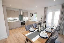 show home now open at king william close development chichester