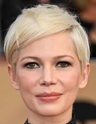 michelle williams messy cut michelle williams short hairstyles