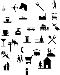 travel symbols images Icons symbols signs free vector graphic on pixabay png