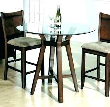 Tall Dining Room Tables Black Dining Table W 6 Grey Furniture