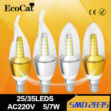 online buy wholesale led light bulbs candelabra from china led