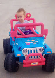his and hers jeeps barbie jeep makeover before crazy wonderful