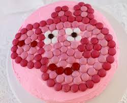 peppa pig birthday ideas peppa pig m m cake two