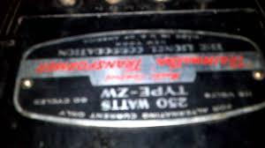 1950 u0027s lionel train master set type zw 275 type q youtube