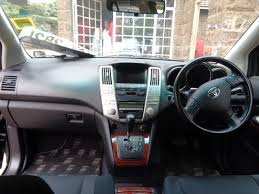 toyota harrier 2008 toyota harrier black u2013 carmax east africa ltd