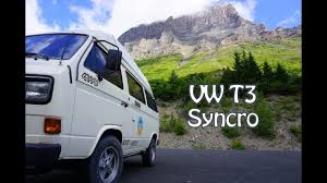 volkswagen vanagon 1987 for sale vw t3 vanagon syncro interior and exterior tour 1987