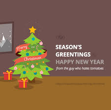 interactive svg christmas card animated with greensock created