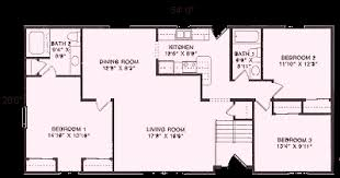 salon layouts floor plans raised ranch floor plans 1 404 to 1 705