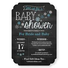 winter baby shower invitations marialonghi