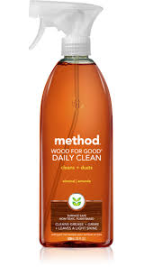 Method Wood Floor Cleaner Wood For Daily Clean Almond